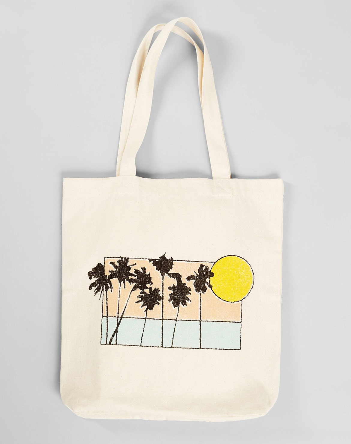 Totebag Sunset Palm
