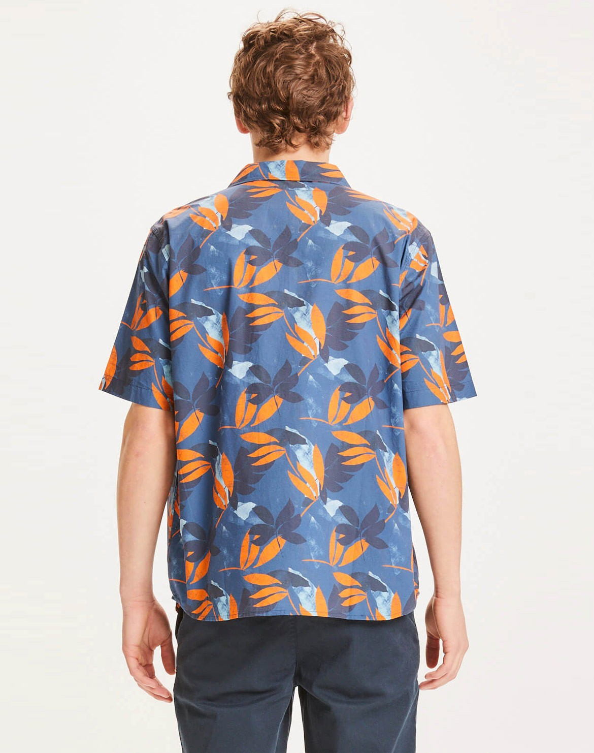 Wave Flower Hemd