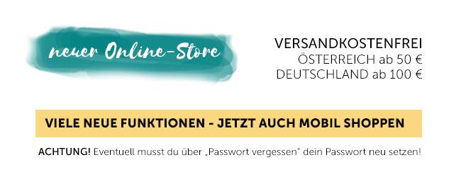 Neuer muso koroni Online-Store